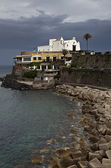 Church of Soccorso (Forio) Ischia island Italy 2 — Stock fotografie