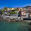 Tellaro fishing village of Italy — Stock Photo #45778539
