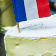 French soft cheese — Stock Photo