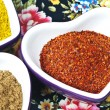 Chili powder — Stock Photo #18370027