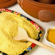 Couscous, — Stock Photo