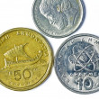 Stock Photo: Former Europecurrency of Greek