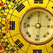 Chinese Feng Shui compass — Stock Photo #22520369