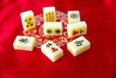 Mahjong — Stock Photo