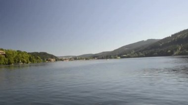 Lake Titisee — Stock Video