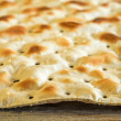 Unleavened bread of the Jews — Stock Photo