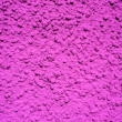 Wall of concrete with violet coating — Stock Photo #33705783