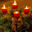 Advent wreath — Stock Photo #36865021