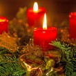 Advent wreath — Stock Photo #36865257