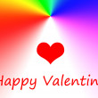 Happy Valentine — Stock Photo #38191627