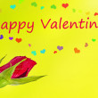 Happy Valentine — Foto de stock #38191645