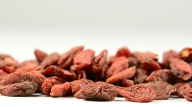 Gojii berries — Video Stock