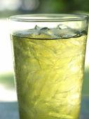 Thai herbal drinks, Lemon grass water — Stock Photo