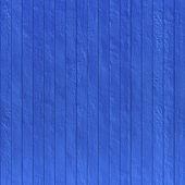 Beautiful blue wooden wall background. — Stock Photo