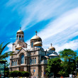 Stock Photo: Cathedral of Assumption of Blessed Virgin in Varna