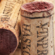 Corks from wine bottles — Stock Photo #31271133