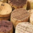 Corks from wine bottles — Stock Photo #31271199