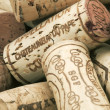 Corks from wine bottles — Stock Photo #31271325