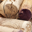 Corks from wine bottles — Stock Photo #31271339