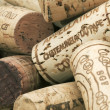 Corks from wine bottles — Stock Photo #31271367