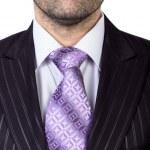 Closeup portrait of businessman — Stock Photo