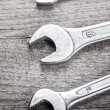 Stock Photo: Wrenches
