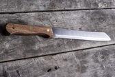 Bread knife — Stock Photo
