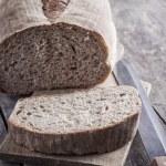 Homemade bread — Stock Photo #23494363