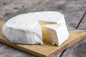 Brie Cheese — Stock fotografie
