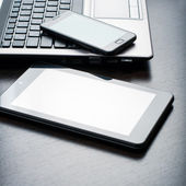 Electronic devices — Foto de Stock
