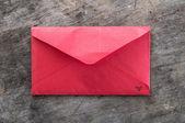 赤い封筒 — ストック写真