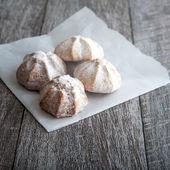 Vanilla Cookie — Stock Photo