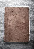 Oude notebook — Stockfoto