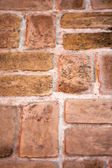 Part of Brick wall background  — Stock Photo