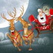 Santa Claus — Stock Photo #19494773