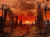 Apocalypse — Stock Photo