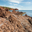 Stock Photo: Esterel Massif