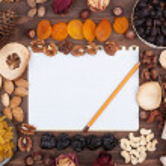 Autumn recipes — Stock Photo #22849258