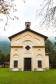 St. John's Church in Saone, Trento — Stock Photo