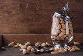 Cashew nuts — Stock Photo