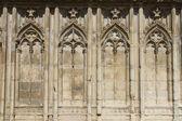 Decoración de la catedral — Foto de Stock