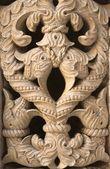 Decoration of Batalha Monastery — Stock Photo