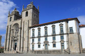 Cathedral of Porto — Stock Photo