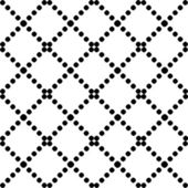 Puntini neri su sfondo bianco — Foto Stock