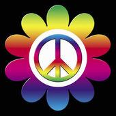 Peace symbol — Stock Photo