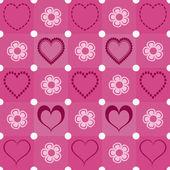 Pink wallpaper — Stock Photo