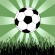 Stockfoto: Soccer wallpaper