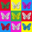 Butterflies — Stock Photo #25878801