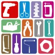 Tool icons — Stock Photo #26089551