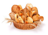 Baked goods — Stock Photo